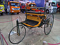 Benz 1 Patent-Motorwagen replica (14298482221).jpg
