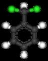 Benzal chloride 3D.png