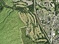 Beppu Ogiyama Golf Club, Beppu Oita Aerial photograph.2013.jpg