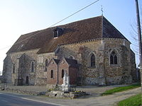 Bercenay-le-Hayer - L'église (2).JPG