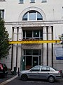 Bercsényi student hostel portal, Lágymányos, 2016 Újbuda.jpg