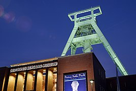 The German mining museum in Bochum.