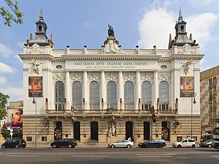 Theater des Westens theatre in Berlin, Germany