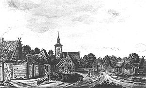 Lichtenberg (locality) - Image: Berlin Lichtenberg 1800