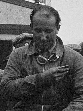 Bernard Rubin - Bernard Rubin at the 1928 24 Hours of Le Mans