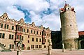 Bernburg (Saale), a detail of the Bernburg castle, image 3.jpg