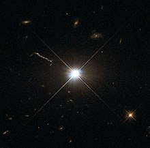 Best image of bright quasar 3C 273.jpg