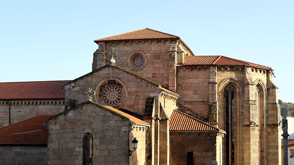 Betanzos Igrexa Monacal de San Francisco 6