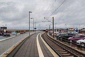Norddeich Mole railway station - Norddeich Mole railway station