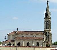 Bias (Lot-et-Garonne) - Église Notre-Dame -1.JPG