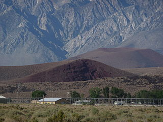 Big Pine volcanic field