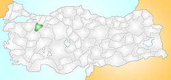 Bilecik Turkey Provinces locator.jpg