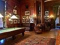 Billiards Room, Biltmore House, Biltmore Estate, Asheville, NC (46727915451).jpg