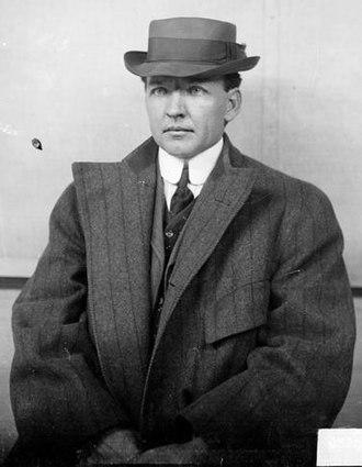 Billy Sullivan (baseball) - Billy Sullivan of the Chicago White Sox in 1909