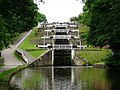 Bingley 5-rise locks - geograph.org.uk - 65499.jpg