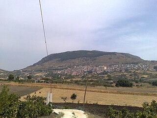 Bisacquino Comune in Sicily, Italy
