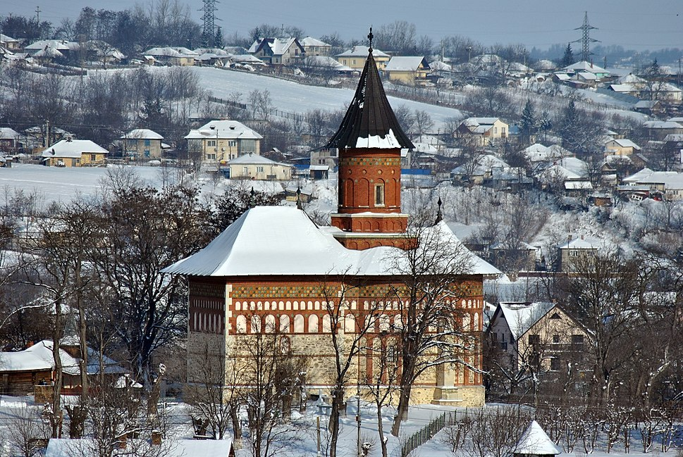 "Biserica ""Sfantul Nicolae"" Dorohoi, judetul Botosani"