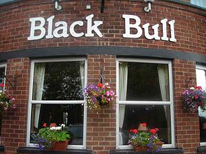 Barmston, East Riding of Yorkshire - The Black Bull, Barmston