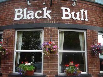 Barmston, East Riding of Yorkshire - The Black Bull, Barmston