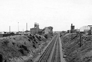 Blackhall Colliery railway station