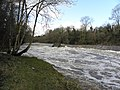 Blackwater River Weir at Benburb - geograph.org.uk - 1803838.jpg