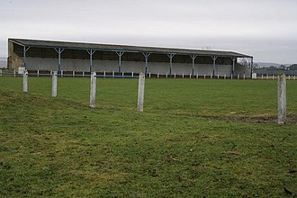 Blairgowrie F.C. - Davie Park, home of Blairgowrie F.C.