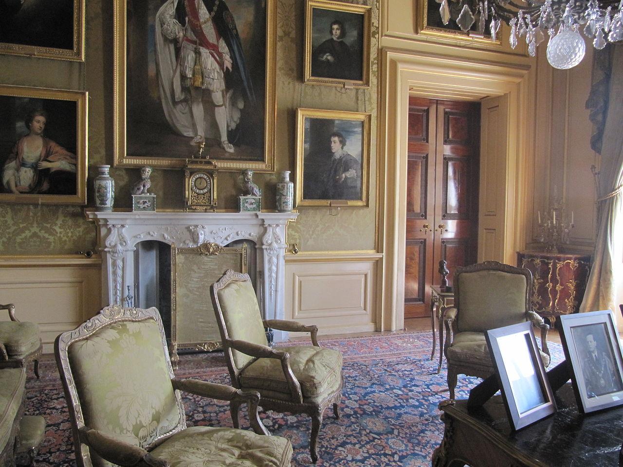 palace blenheim interior file wikipedia commons wikimedia history pixels
