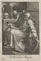Bloemaert - 1619 - Sylva anachoretica Aegypti et Palaestinae - UB Radboud Uni Nijmegen - 512890366 12 S Basilius Magnus.jpeg