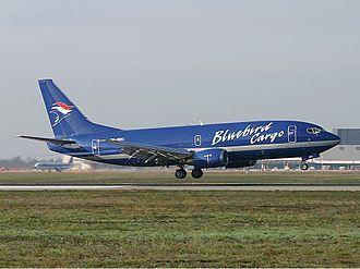 Bluebird Nordic - Boeing 737-300 in 2005