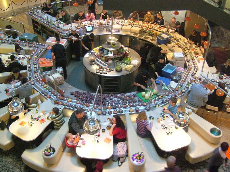 Sushi Restaurants Near Westerly Ri