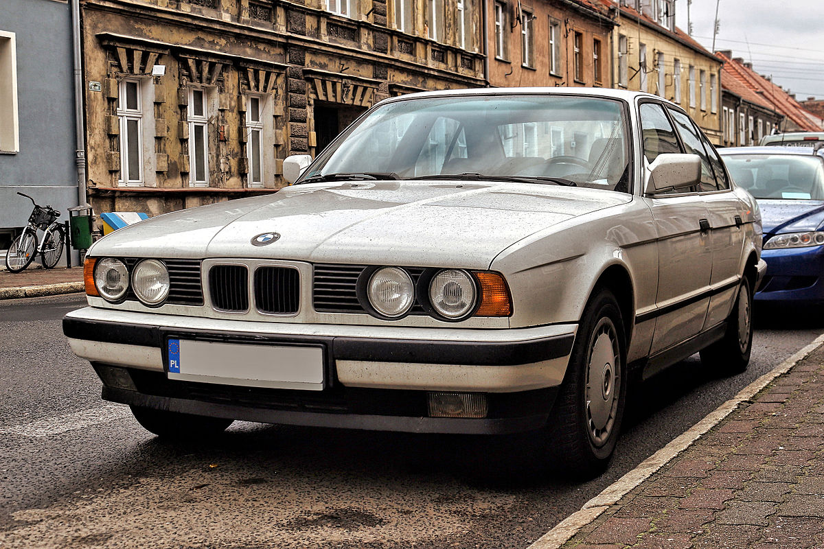 Bmw E34 Wikipedia Wolna Encyklopedia