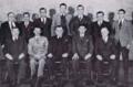 Board members of the Holyoke Turn Verein, 1946.png