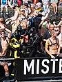 Boat 30 Mr B, Canal Parade Amsterdam 2017 foto10.JPG