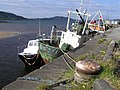 Boats tied up, Buncrana - geograph.org.uk - 1380080.jpg