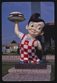 Bob's Big Boy statue sign, closer view, La Cienega Boulevard, Los Angeles, California LOC 37133234430.jpg
