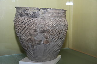 Boian culture - Typical Boian culture pottery