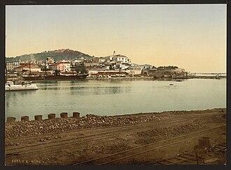 Annaba - Bona, Algeria, 1899