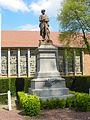 Bonnières (62) - Monument aux morts.JPG