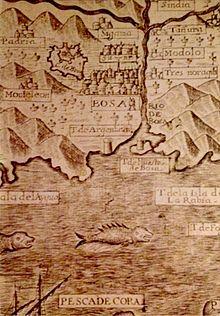 Bosa Cartina Geografica.Bosa Wikipedia