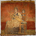 Boscoreale fresco woman kithara.jpg