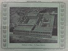 d475bf7ecf Stabilimento di Via Boscovich - 1909 Milano