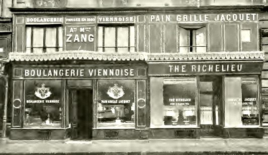 Boulangerie Viennoise formerly Zang%27s - 1909