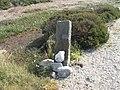 Boundary Stone on the Lyke Wake Path. - geograph.org.uk - 194786.jpg