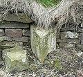 Boundary stone, Halifax Road (A629) - geograph.org.uk - 2039390.jpg