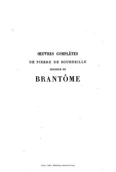 File:Bourdeille - Œuvres complètes, 5.djvu