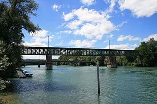 Waldshut–Koblenz Rhine Bridge