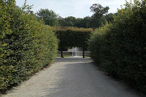 Brühl - Schloss Augustusburg - Schlosspark - Östliches Boskett 01 ies