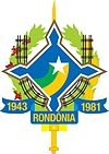 Coat of airms o State of Rondônia
