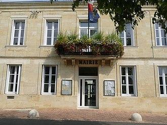 Braud-et-Saint-Louis - Town hall
