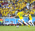 Brazil and Colombia match at the FIFA World Cup 2014-07-04 (8).jpg